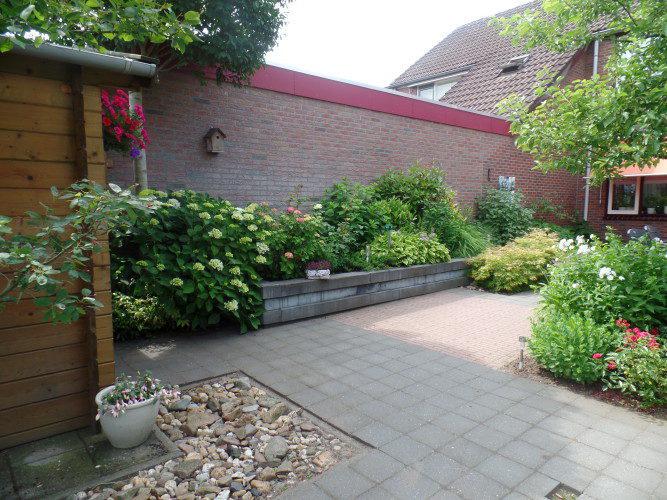 Onderhoudsvriendelijke tuin ronny hulzink